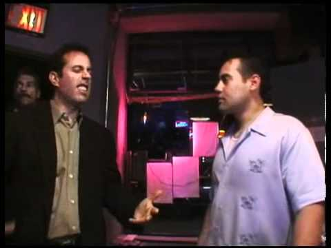 Jerry Seinfeld favourite story about show business