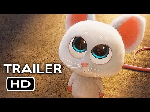 The Nut Job 2: Nutty By Nature Official Trailer #3 (2017) Will Arnett Animated Movie HD