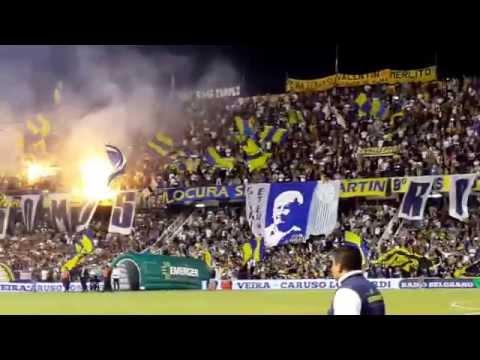 Video - Rosario Central recibimiento vs Colón de santa Fe - Los Guerreros - Rosario Central - Argentina
