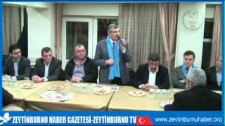 Başkan Murat Aydın Rumeli Derneğinde