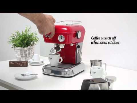 Coffee and cappuccino with ASCASO DREAM 2014 HD