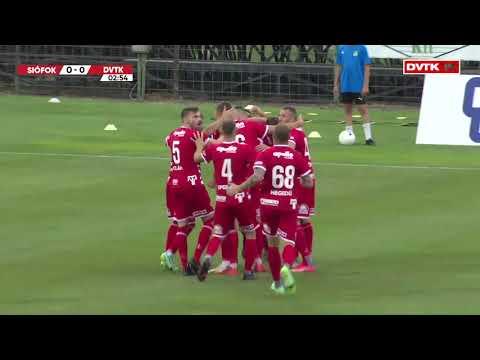 Horváth Zoltán gólja (Siófok - DVTK, 3. forduló)