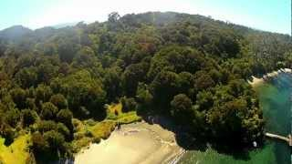 Stewart Island New Zealand  city images : Rakiura Track - Stewart Island, New Zealand (Great Walks Track Profile 9 of 9)