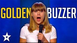 Video GIRL SINGS MICHAEL JACKSON Wins GOLDEN BUZZER | Got Talent Global MP3, 3GP, MP4, WEBM, AVI, FLV Desember 2018