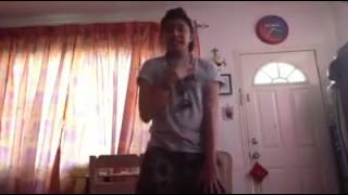 With You by : Chris Brown dance move lang po :) - YouTube