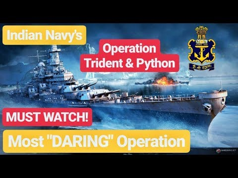 "🔴 INDIAN NAVY's MOST ""DARING"" Operation Ever 