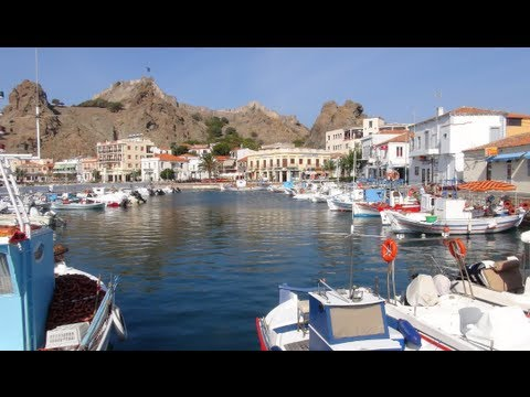 limnos: l'isola di efesto