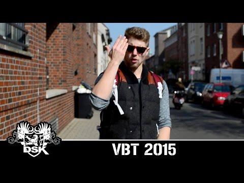 Peat Pandora [DSK] - VBT 2015 - 64tel Finale vs. JanniX (feat. Marc Zufall aka Der Kroate)