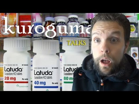 The Pros and Cons of Latuda (Lurasidone HCl Side Effects)