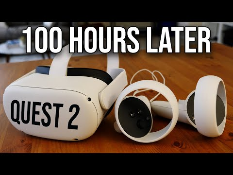 Oculus Quest 2 Review - 100 Hours Later