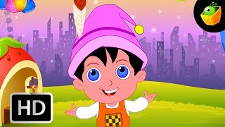 Simple simon - English Nursery Rhymes - Animated/ Cartoon Songs For Kids