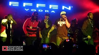 Kidd Kidd Disses Meek Mill At 50 Cent's The Kanan Tape NYC Concert