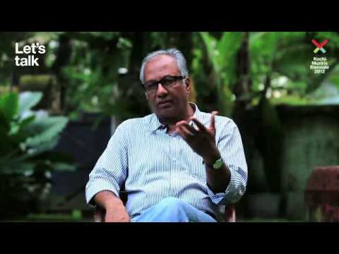 Atul Dodiya (Let's Talk interview series)