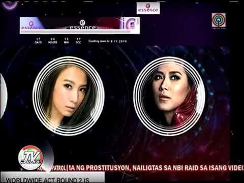 europe - Best Worldwide Act sa MTV ang target ng mga fans ni Sarah G, matapos itanghal na Best Southeast Asia Act sa MTV Europe Music Awards. Subscribe to the ABS-CBN News channel!