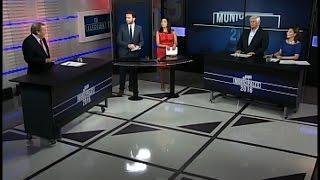 En un nuevo debate por las Municipales en CNN Chile, los candidatos a alcalde por la comuna de Vitacura Raúl Torrealba (RN), Rodolfo Terrazas (Independiente)...