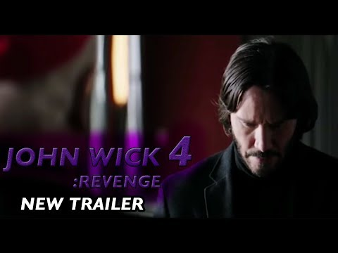John Wick: Chapter 4 - Revenge (2021 Movie) New Trailer – Keanu Reeves, Ian McShane