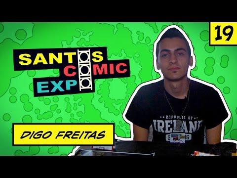 E19 DIGO FREITAS | SANTOS COMIC EXPO 2014