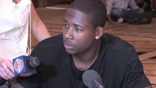 Ed Davis Draft Combine Interview