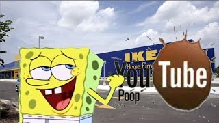 I've never uploaded something so soon in my life. Spongebob belongs to viacom. No copyright intended  LEAVE A LIKE AND SUBSCRIBE TO MY CHANNEL. CAN WE MAKE 100,000 SUBS? _______$$$$$$ ______$$_____$$ _____$__(•)____$$ ___$$__________$ ______$$_____$ _____$____$ ____$____$__$$$__$$______$ __$$_____$_____$$__$$__$$$ __$______$___________$$__$ __$$_______$______$$_____$ __$$________$$$$$$______$ ___$$$________________$ _____$$$$__________$$ _______$$$$$$$$$$$$