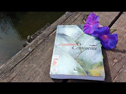 O Continente - Erico Verissimo [Trilogia O Tempo e o Vento] | Pensar ao Ler