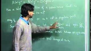 Mod-01 Lec-19 Mathematics for Chemistry