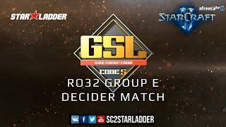 Nonton 2019 Gsl Season 1 Ro32 Group E Decider Match  Hero  P  Vs Scarlett  Z  Film Subtitle Indonesia Streaming Movie Download