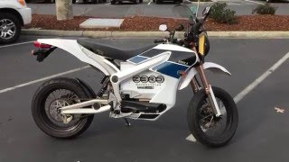 9. Contra Costa Powersports-Used 2010 Zero Electric S Model Supermoto motorcycle