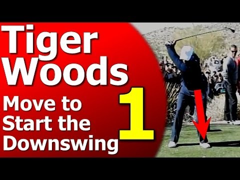 Tiger Woods Golf Swing Analysis: ONE Downswing Move (Golf's #1 Lag Instructor)