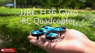 Quadcopter JJRC H36 – Un tout petit pour commencer