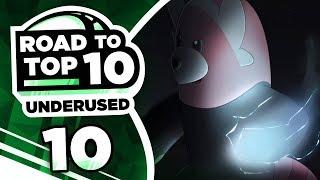 Pokemon Showdown Road to Top Ten: Pokemon Ultra Sun & Moon UU w/ PokeaimMD #10 by PokeaimMD