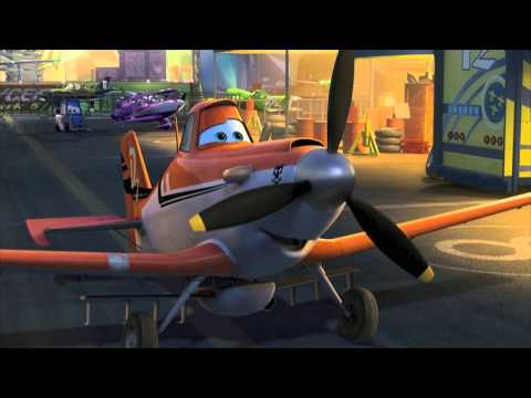 Planes ('American Airlines' Trailer)