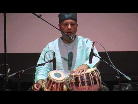 chatterjee - The SONGS OF THE SOUL Concerts invited tabla Maestro Samir Chatterjee to be part of the program presented on August 29, 2010 in Manhatten. Enjoy the virtuosi...