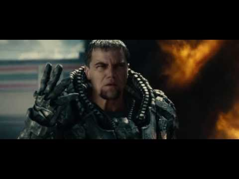 """""""You think you can threaten my mother"""" - Scence from Man of Steel"""
