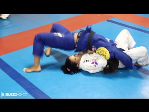 Female World Champions training Jiu-Jitsu Drills || In the Gym with BJJ Hacks