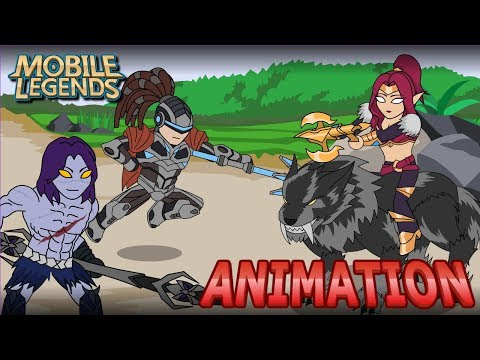 MOBILE LEGENDS ANIMATION #20 THE DUELLISTS - PART 1 OF 3