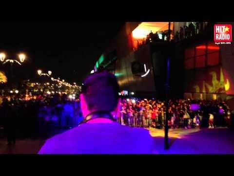EXTRAIT SHOW DE DAVID VENDETTA AU MOROCCO MALL AVEC HIT RADIO - 21 JUIN 2013
