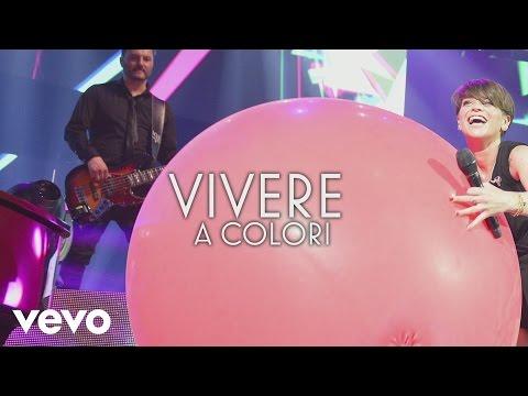 , title : 'Alessandra Amoroso - Vivere a colori (Lyric Video)'