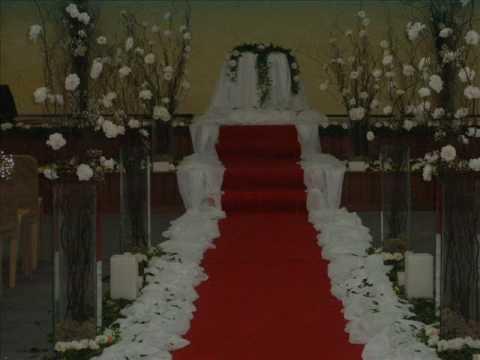 Decorações de Casamentos