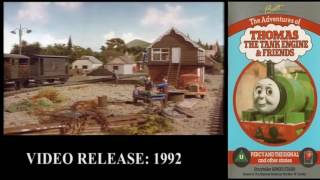 Thomas The Tank Engine - Gondarth's Complete VHS and DVD Collection! full download video download mp3 download music download