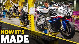 Video BMW S1000RR + BMW Bikes Production | HOW ITS MADE Supersport BMW Motorcycles MP3, 3GP, MP4, WEBM, AVI, FLV Juni 2018