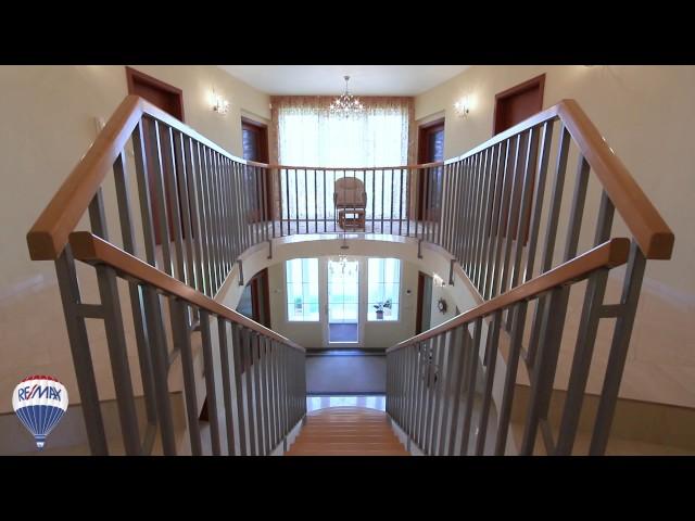Videoprohlídka nadstandardního rodinného domu v obci Osnice u Jesenice