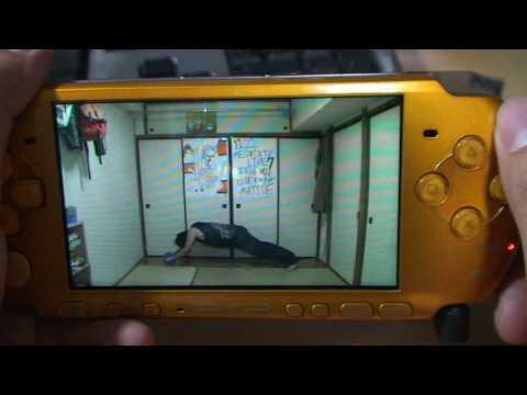 PSP真人版遊戲,可以操控真實主角!