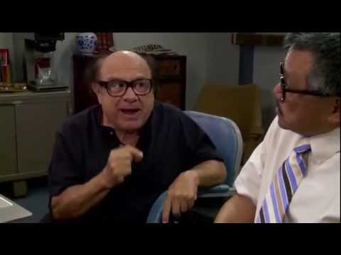 Frank Reynolds' Business Pitch