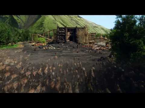 Noah Featurette 'The Animals'