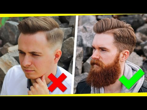 Beard styles - How To Deal With A Patchy Thin Beard  Beard Tips (feat. KaiGroomed)