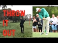 Wet Golf Vlog, Working on Scoring and Grinding Be Better
