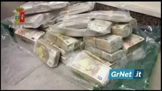 Bari: pregiudicato nascondeva 1 milione di euro in contanti all'interno del muro
