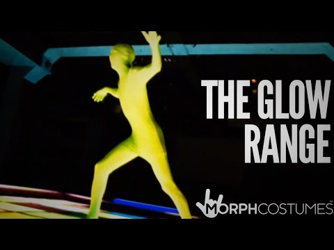 Morphsuits - The Glow Range