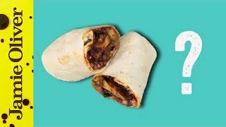 How To Roll A Burrito | Shay Ola by Jamie Oliver