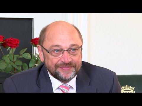 Μ.Βρετανία: Όχι λύσεις a la carte για την έξοδο από την ΕΕ τόνισε ο Μάρτιν Σουλτς